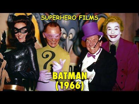 Superhero Films - Ch. 2: