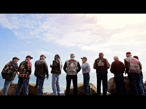 HARLEY: Ten Harley-Davidson Riders Hit the California Coast - OUTSIDER