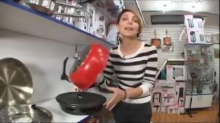 Обзор сковороды Чудо-гриль газ - ассортимент и возможности
