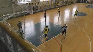 Футбол Импульс 4 4 Деталь Голы