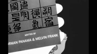 The Road to Hong Kong (1962) Opening Titles