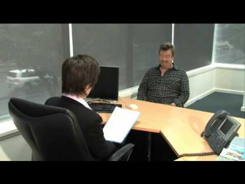 Video 4: Bad interviewee: Transport worker transitioning to a training role