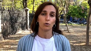 Mónica García pide el voto para tener un