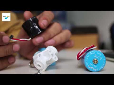 SLX VS Hero Water SV (Solenoid Valve) RO Water Purifier | Inside