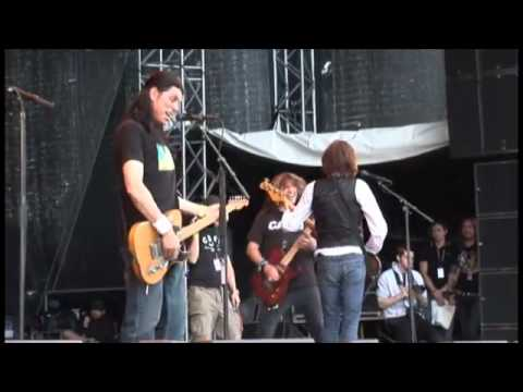 Dan Baird & Homemade Sin - I Love You Periode, Live at Sweden Rock Festival 2009
