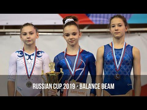 Russian Cup 2019 - Balance Beam