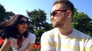 Японка хочет от меня детей? Свидание с Марико среди тюльпанов
