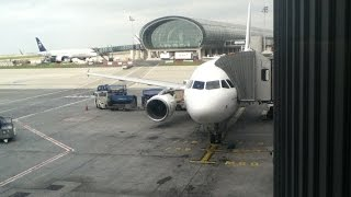 Air France A319 Flight CDG-SVO, Ghetto Bird!!
