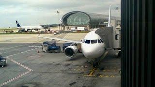 Air France A319 Flight CDG-SVO, Ghetto Bird!!