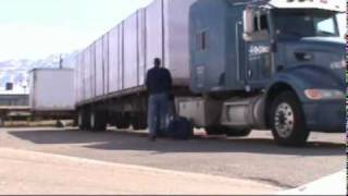Trucking: Flatbed delivery start to finish