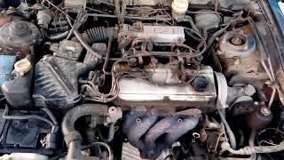 Двигатель 4G63 Mitsubishi Galant 1993