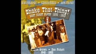 Shake That Thing! East Coast Blues - 1935-53 - Disc B (1945-52)