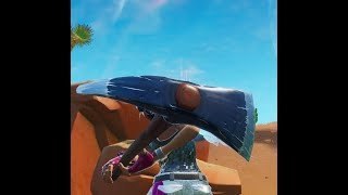 PICKAXE TRIPLE DAMAGE GLITCH - Fortnite