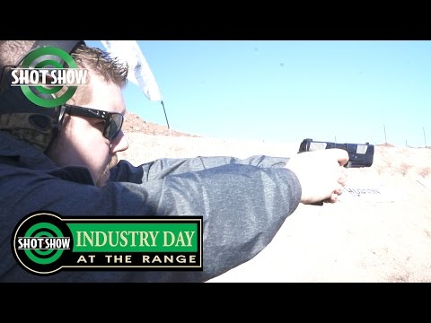 Industry day at the range (tons of new stuff) - SHOT Show 2017!
