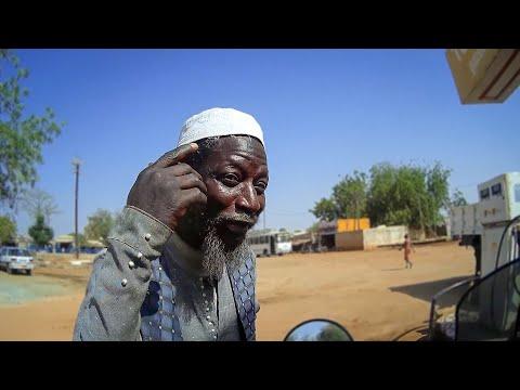Volando hacia Mali, en moto...   Vuelta al mundo en moto   África #11