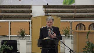 """Разбор Священного Писания 14 апреля 2021 года. Церковь ЕХБ """"Преображение"""" г. Сарань."""
