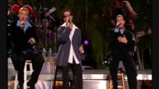 All I Have To Give  Backstreet Boys on Shania's 1999 special