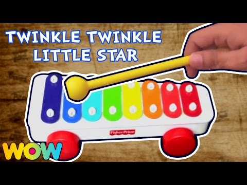 how-to-play-twinkle-twinkle-little-star-song-on-fisher-price-xylophone-|-wow-juniors