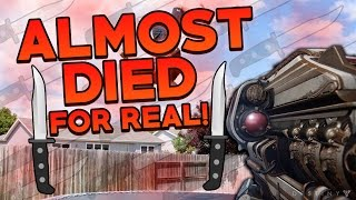 HOW I ALMOST DIED! ALMOST BLED OUT! Life Story Ep. 2 (Destiny Gameplay)