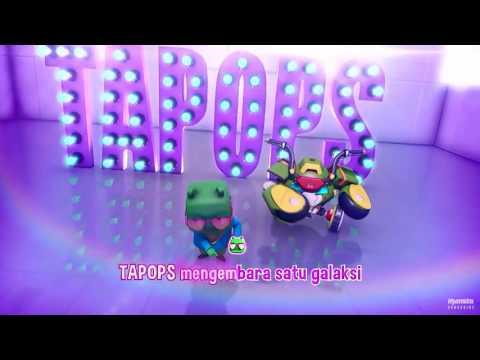 Lagu boboiboy galaxy kumpulan Tapops