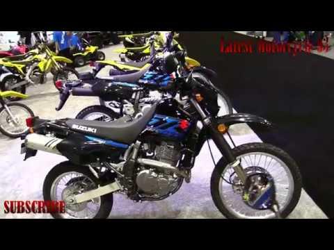 Suzuki DR 650S 2017-2018 New Models