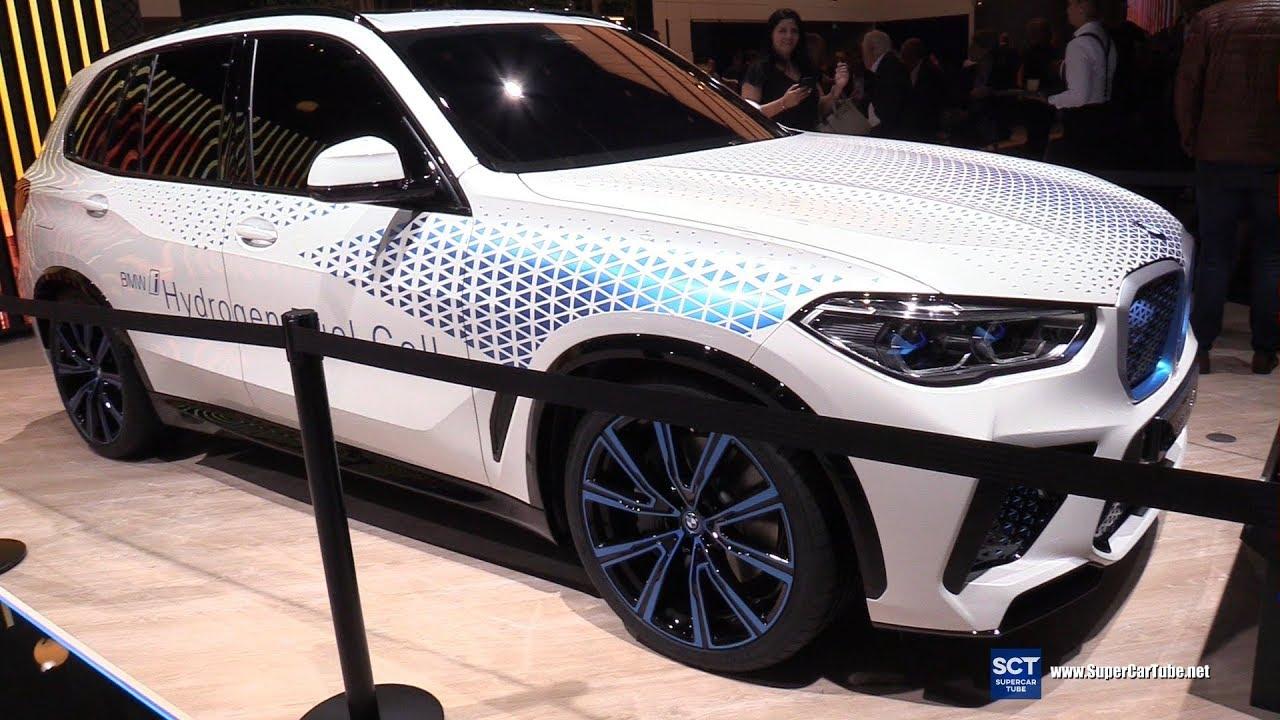 BMW Next Hydrogen Fuel Cell - Exterior Walkaround - 2019 IAA Frankfurt Auto Show