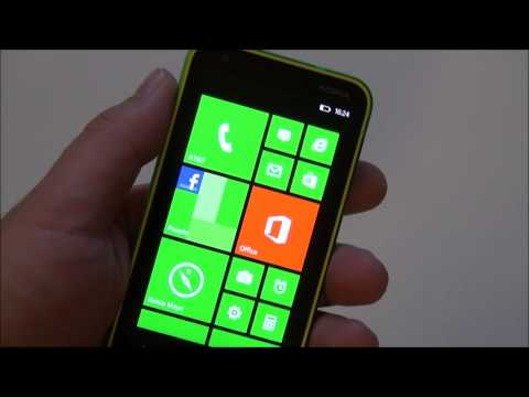 Unboxing + Hands on: Nokia Lumia 620