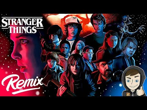 STRANGER THINGS Instrumental REMIX by @OneCheesyGamer