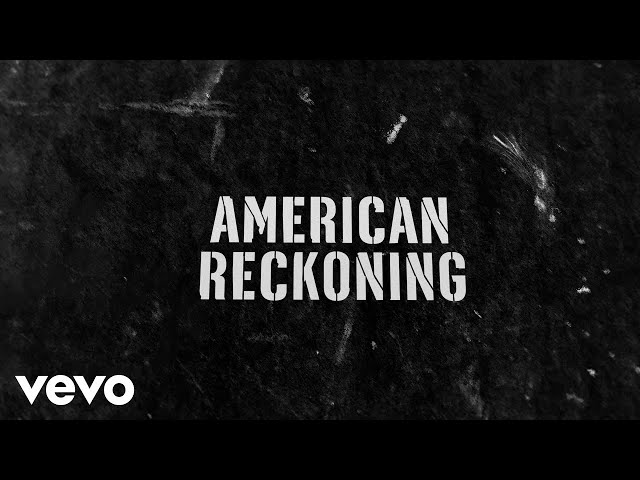 Bon Jovi - American Reckoning (Lyric Video)