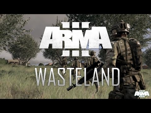 Arma 3 - WASTELAND - TANOA - Gameplay PT BR