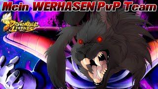Mein Werhasen PvP Team! ;D Und kostenlose Sparking Summon! | Dragon Ball Legends Deutsch