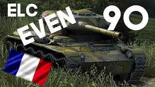 WoT - 2 GAMES IN 1!?!?! - Subscriber Replay - T49 & ELC EVEN 90