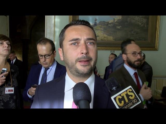 Il primo giorno della XVII legislatura per l'onorevole Michele Catanzaro (Pd)