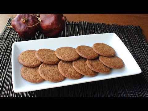 Easy Gingersnap Cookies How to Make Crispy or Chewy Gingersnaps