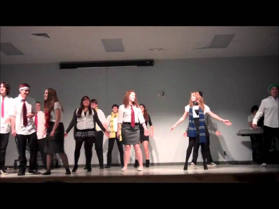 A Very Potter Musical (Going Back To Hogwarts) Presented by Pace ...