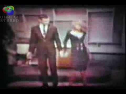Joey Heatherton with Johnny Carson The Tonight Show 1964