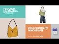 Collection By Nino Bossi Featured Handbags & Wallets