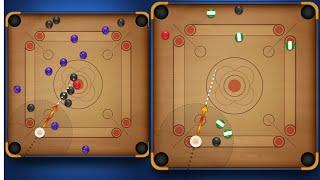 London ep 11//online carram tournament game