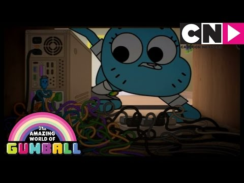 Cables Revolution | The Amazing World of Gumball | Cartoon Network