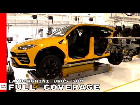 Lamborghini Urus SUV Full Coverage