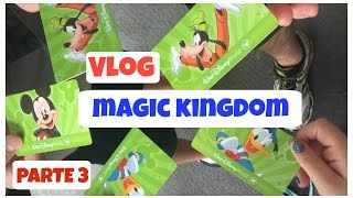 Vlog Magic Kingdom -  Carol Santina - Parte 3