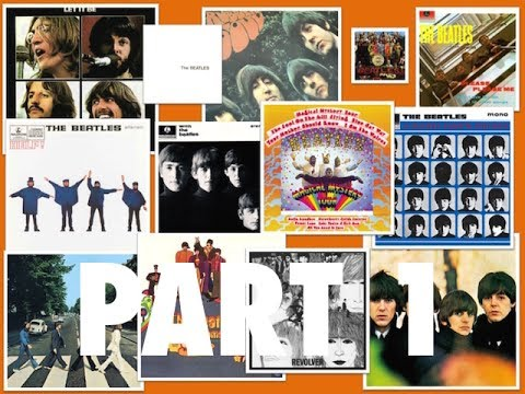 The Discography: The Beatles Part 1