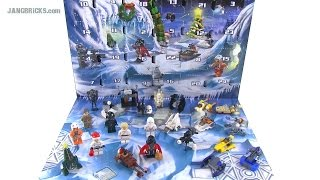 LEGO Star Wars 2014 Advent Calendar opened & reviewed! thumbnail