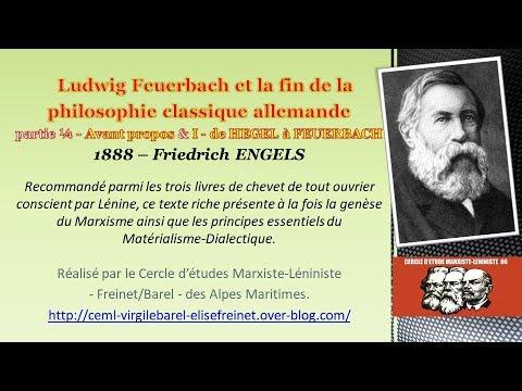1888   Ludwig Feuerbach et la fin de la philosophie   1s4   Friedrich ENGELS
