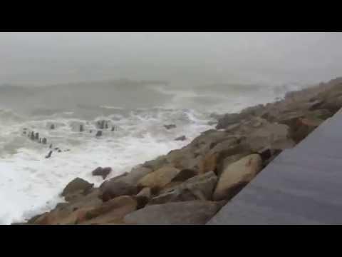 Foggy Day at Deer Island  - Winthrop Massachusetts