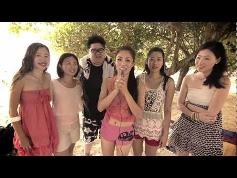 JuJu 《那些年的我們》MV 幕後片段:朋友的話  Behind the Scenes