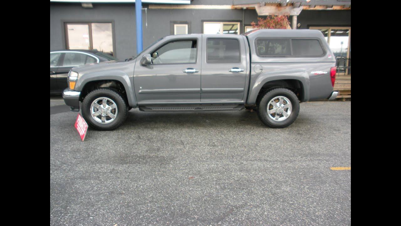 2009 GMC CANYON nacle csl PINNACLE CAR SALES AND