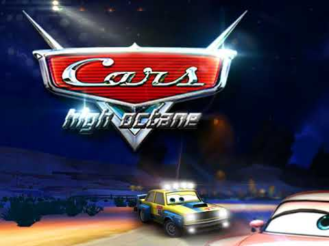 Cars Mater-National All Events (Modded) Vynathon Run