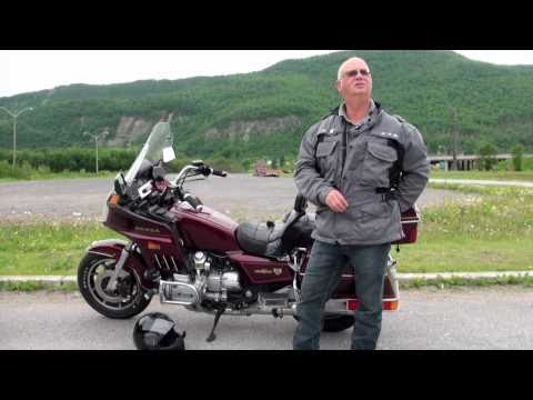 From Tip to Toe 2010. A motorcycle road trip in Newfoundland (Part 1)