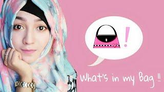 What's in my Bag | Pari ZaaD